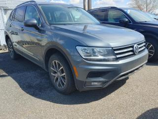 Used 2018 Volkswagen Tiguan COMFORTLINE for sale in Gatineau, QC
