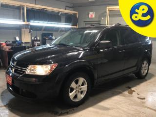 Used 2013 Dodge Journey SE * 5 Passenger * Remote Starter * UConnect * Cruise Control * Steering Wheel Controls * Push Button Start * AM/FM/SXM/CD/USB/Aux/Bluetooth * Voice R for sale in Cambridge, ON
