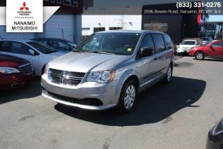 Used 2017 Dodge Grand Caravan CANADA VALUE PACKAGE for sale in Nanaimo, BC