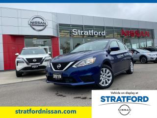 Used 2019 Nissan Sentra S CVT for sale in Stratford, ON