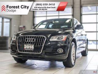 Used 2016 Audi Q5 2.0T Progressiv for sale in London, ON