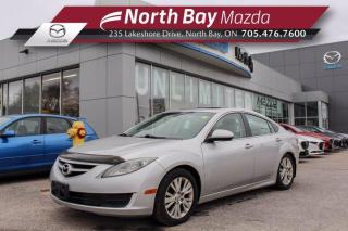 Used 2010 Mazda MAZDA6 GS - AS IS - Automatic - Sunroof - Cruise for sale in North Bay, ON