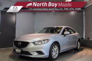 Used 2017 Mazda MAZDA6 GX - Nav - Heated Seats - Cruise for sale in North Bay, ON