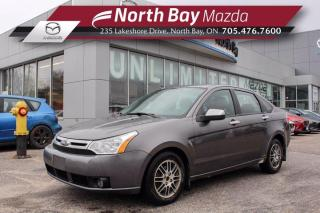 Used 2010 Ford Focus SE - AS IS - Cloth Interior - Cruise - Automatic for sale in North Bay, ON