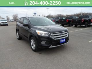 Used 2019 Ford Escape SE for sale in Brandon, MB