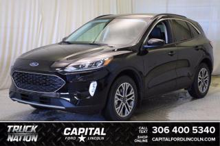 New 2021 Ford Escape SEL Hybrid for sale in Regina, SK