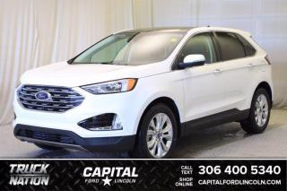 New 2021 Ford Edge Titanium for sale in Regina, SK