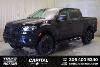New 2021 Ford Ranger XLT for sale in Regina, SK