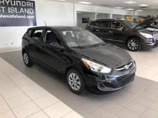 Used 2016 Hyundai Accent GL AUTO+A/C+CRUISE+BT+SIÈGES CHAUFFANTS+ for sale in Dorval, QC