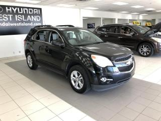 Used 2010 Chevrolet Equinox LT AUTO TOIT A/C MAGS CUIR CRUISE BT SIÈ for sale in Dorval, QC