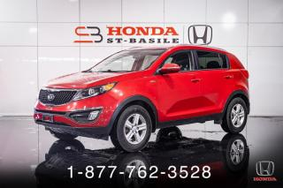 Used 2014 Kia Sportage LX + AWD + A/C + CRUISE + MAGS + WOW! for sale in St-Basile-le-Grand, QC