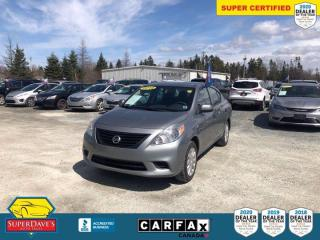 Used 2014 Nissan Versa 1.6 S for sale in Dartmouth, NS