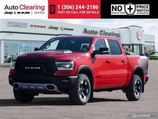 New 2021 RAM 1500 Rebel for sale in Saskatoon, SK