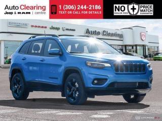 New 2021 Jeep Cherokee Altitude 4x4 for sale in Saskatoon, SK