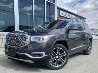 Used 2017 GMC Acadia Denali AWD DENALI NO ACCIDENTS for sale in Chatham, ON