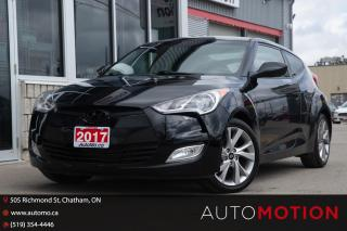 Used 2017 Hyundai Veloster for sale in Chatham, ON