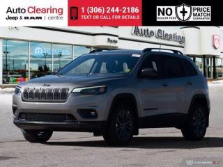 New 2021 Jeep Cherokee for sale in Saskatoon, SK