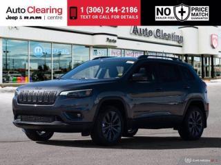 New 2021 Jeep Cherokee 80th Anniversary 4x4 for sale in Saskatoon, SK
