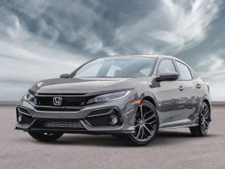 New 2021 Honda Civic Hatchback Sport Touring for sale in Corner Brook, NL