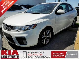 Used 2012 Kia Forte Koup SX ** TOIT OUVRANT / CUIR for sale in St-Hyacinthe, QC