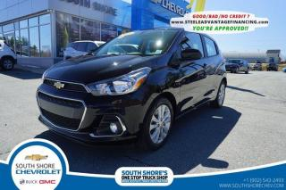 Used 2017 Chevrolet Spark LT for sale in Bridgewater, NS