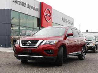 Used 2019 Nissan Pathfinder Platinum for sale in Kingston, ON