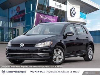 New 2021 Volkswagen Golf COMFORTLINE for sale in Dartmouth, NS