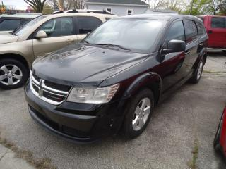 Used 2014 Dodge Journey Canada Value Pkg for sale in Sarnia, ON