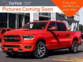 New 2021 RAM 1500 Sport Night Edition Pano Roof Level 2 Tech Grp Advanced Safety for sale in Thornhill, ON
