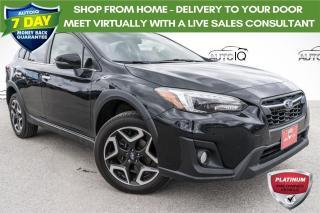 Used 2019 Subaru XV Crosstrek Limited NAVIGATION!! ALL WHEEL DRIVE!!! HEATED SEATS!! for sale in Barrie, ON
