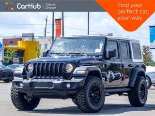 New 2021 Jeep Wrangler Unlimited Islander 4x4 Dual Top Bluetooth Backup Camera Remote Start Blind Spot Alloy Rims for sale in Bolton, ON