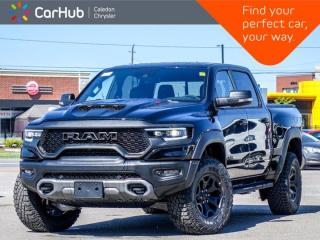 New 2021 RAM 1500 TRX 702hp Level 2 Panoramic Sunroof TRX Running Board Advanced Safety Group Technology Group for sale in Bolton, ON
