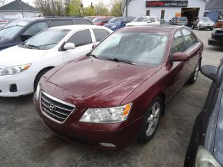 Used 2010 Hyundai Sonata GLS for sale in Sarnia, ON