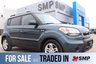 Used 2010 Kia Soul 2u - *** As Traded / Mechanics Special *** for sale in Saskatoon, SK