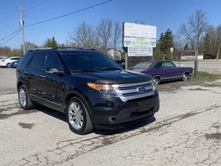 Used 2014 Ford Explorer XLT for sale in Komoka, ON