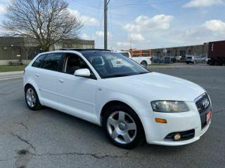 Used 2007 Audi A3 Leather, Sunroof, Automatic, 3/Y Warranty Availab for sale in Toronto, ON