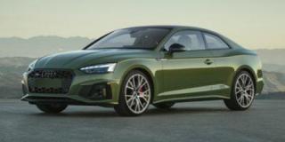 New 2021 Audi A5 Coupe Progressiv for sale in Winnipeg, MB