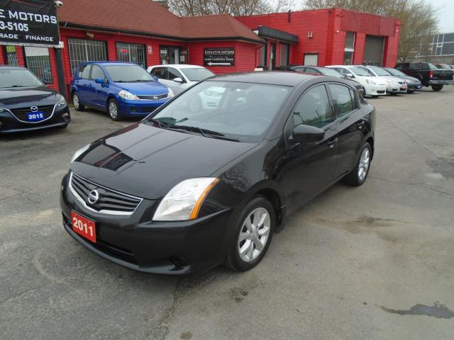 2011 Nissan Sentra A/C / PWR GROUP/ ALLOY WHEELS / 4 CYL / FUEL SAVER