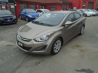 Used 2014 Hyundai Elantra GL/ LOW KM / SUPER CLEAN / PWR GROUP / A/C / MINT for sale in Scarborough, ON