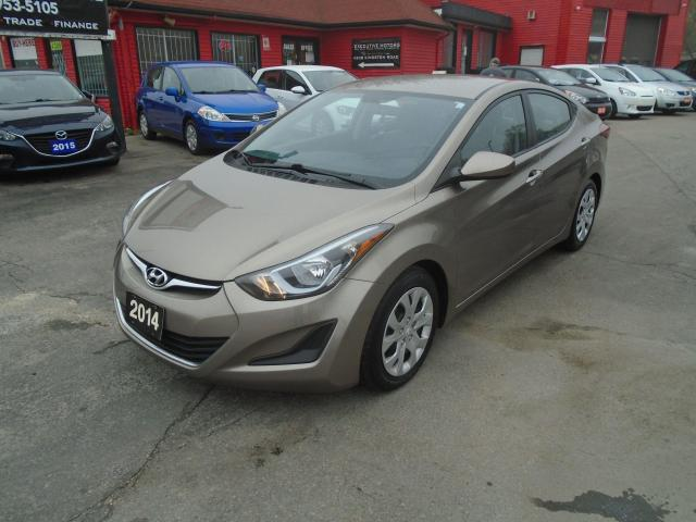 2014 Hyundai Elantra GL/ LOW KM / SUPER CLEAN / PWR GROUP / A/C / MINT