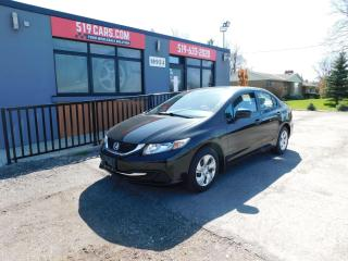 Used 2015 Honda Civic LX | Bluetooth | Backup Camera | No Accidents for sale in St. Thomas, ON