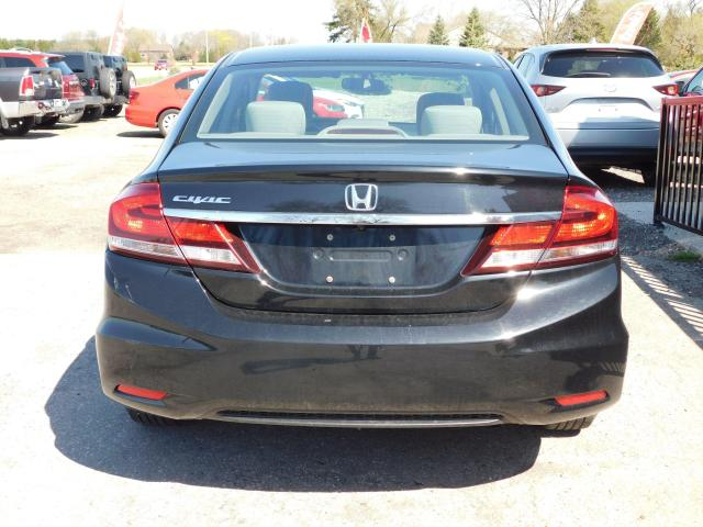 2015 Honda Civic LX | Bluetooth | Backup Camera | No Accidents