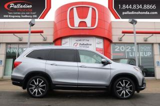 Used 2020 Honda Pilot Touring 7-Passenger - HONDA CERTIFIED - RATES STARTING @ 3.69% - for sale in Sudbury, ON