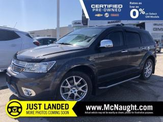 Used 2016 Dodge Journey R/T | Heated Steering Wheel | Bluetooth | for sale in Winnipeg, MB