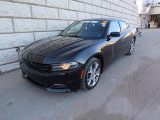 Used 2017 Dodge Charger SXT $97/wk Taxes Included $0 Down for sale in Fredericton, NB