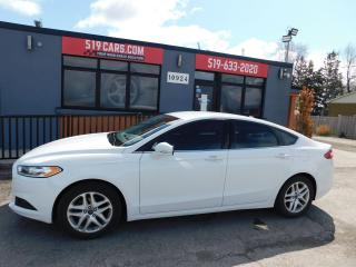 Used 2014 Ford Fusion SE | Navigation | Bluetooth | Backup Camera for sale in St. Thomas, ON
