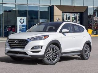 New 2021 Hyundai Tucson Luxury for sale in Halifax, NS
