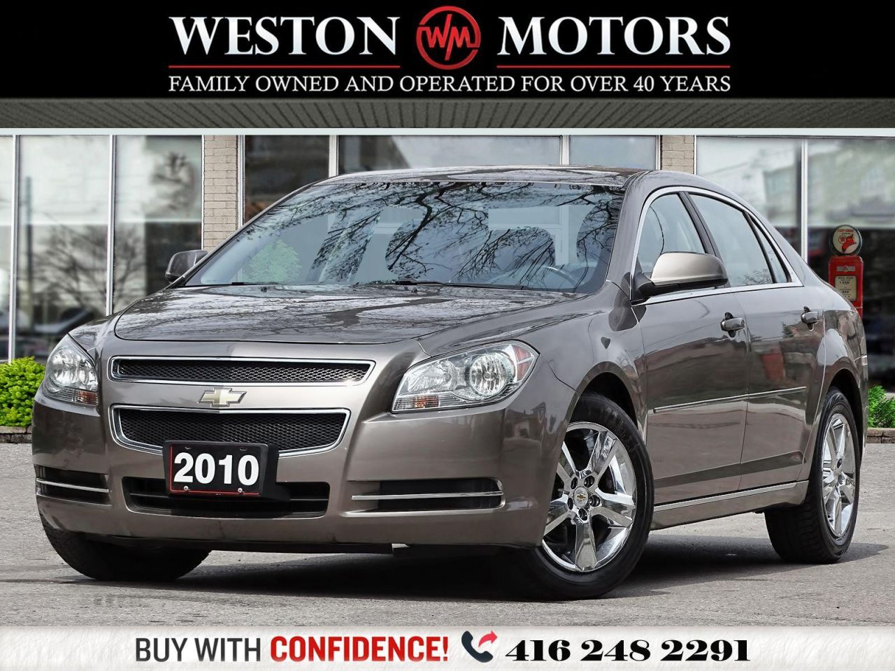 2010 Chevrolet Malibu LT*PLATINUM EDITION*2.4L*LEATHER*POWER CONTROLS