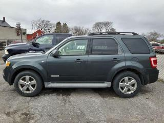 Used 2008 Ford Escape XLT 4X4 for sale in Jarvis, ON