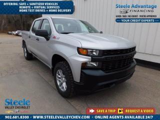 New 2021 Chevrolet Silverado 1500 Work Truck for sale in Kentville, NS